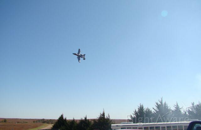 Fairchild-Republic Thunderbolt 2 — - 2008 action at the A-10 Warthog Competition, Smoky Hill Bombing Range, Salina, KS