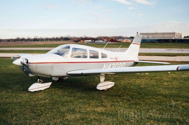 Piper Cherokee (N43020)