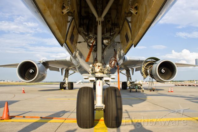 Boeing MD-11 (D-ALCO)