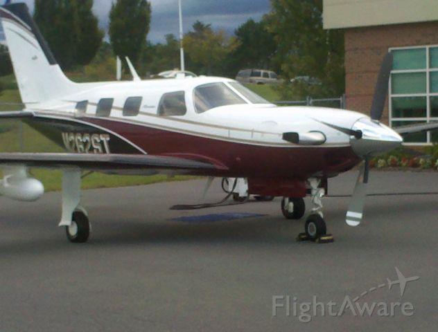 Piper Malibu Meridian (N262ST) - First Day