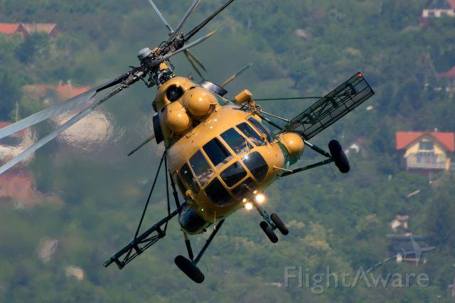 N702 — - Mi-17; Hungarian Air Force
