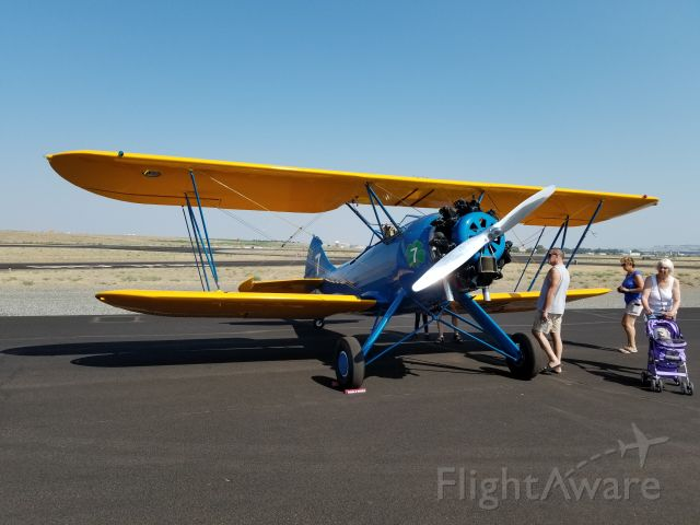 WACO O (NC29949) - 1940 Waco UPF-7