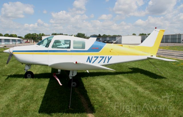 Beechcraft Sundowner (N771Y)