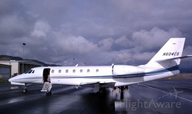 Cessna Citation Sovereign (N604CS)