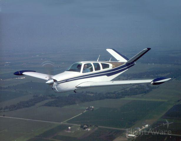 Beechcraft 35 Bonanza (N20318)