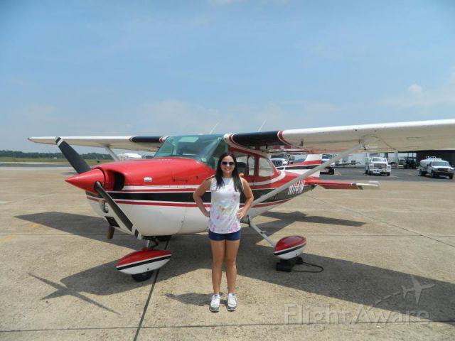 Cessna Skyhawk (N1141M) - 1rst Solo :)
