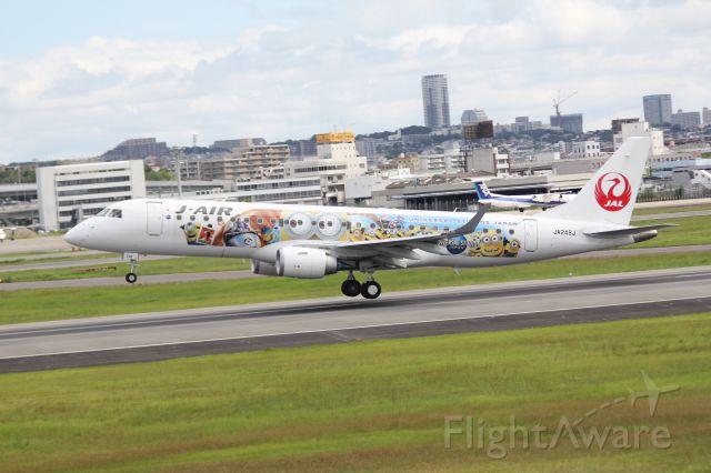 Embraer ERJ-190 (JA248J)
