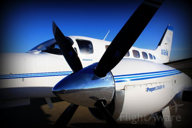Cessna Conquest 2 (N16NW)