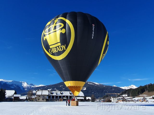 Unknown/Generic Balloon (OE-SOX) - Mauterndorf, Austria