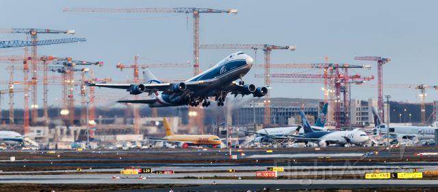 Boeing 747-400 (G-CLAA) - B744