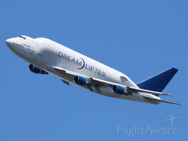 Boeing 747-200 (N747BC)