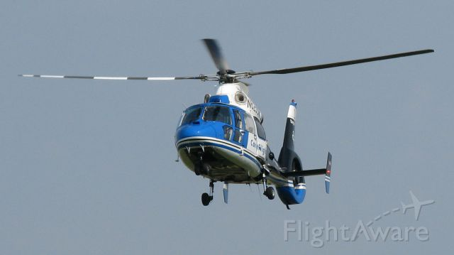 VOUGHT SA-366 Panther 800 (N625CF) - Eurocopter AS365 N3 Dauphin