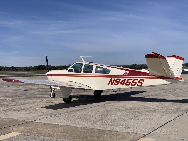 Beechcraft 35 Bonanza (N9455S) - Gorgeous V-tail Bonanza!