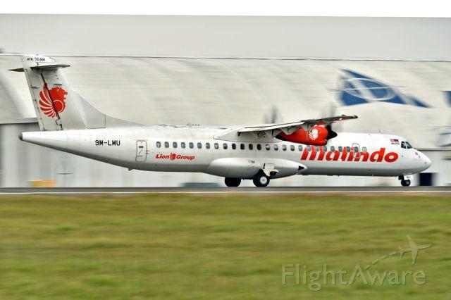 ATR ATR-72 (9M-LMU)