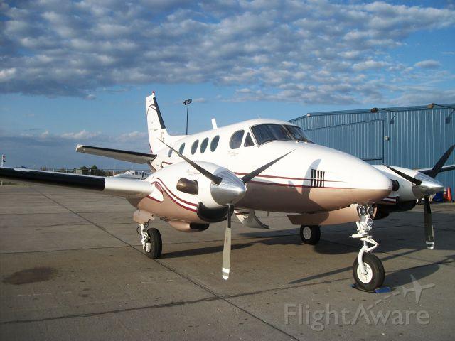 Beechcraft King Air 90 (N46CV) - Executive Air Taxi C90