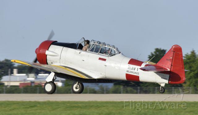 North American T-6 Texan (N3195G) - Airventure 2017
