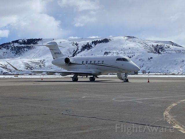 Canadair Challenger 350 (N763LC)