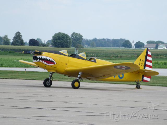 FLEET PT-26 Cornell (N175S) - Faircild PT-19 @ Kokomo