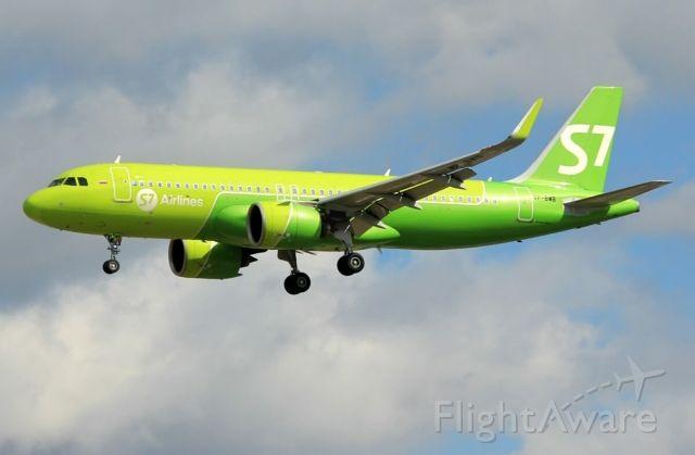 Airbus A320neo (VP-BWB)