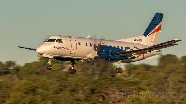 Saab 340 (VH-ZLV)