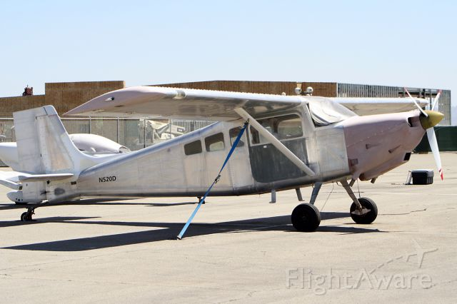 Piper PA-20 Pacer (N520D)