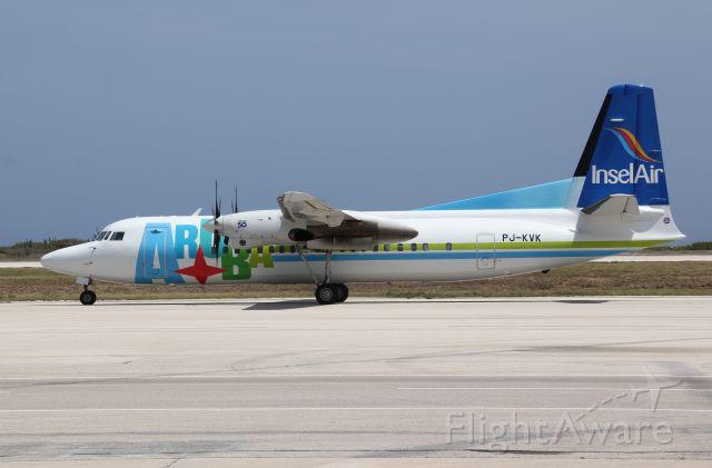 Fokker Maritime Enforcer (PJ-KVK)