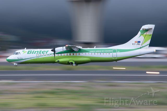 Aerospatiale ATR-72-500 (EC-JQL)