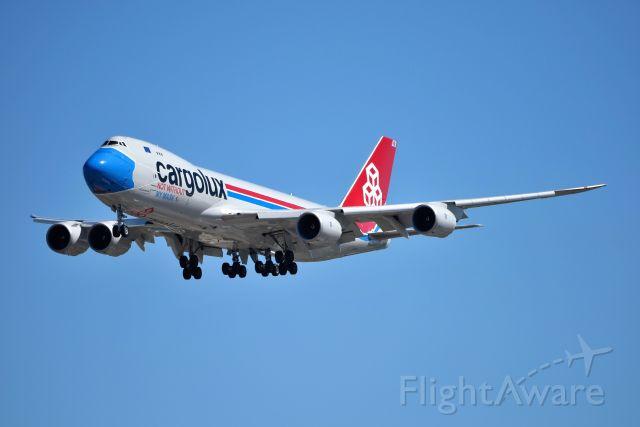 BOEING 747-8 (LX-VCF) - 09-04-20