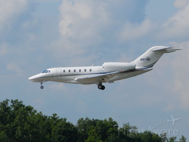 Cessna Citation X (N977AE)