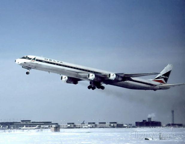 McDonnell Douglas DC-8-60 (N1305L)