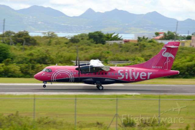 Aerospatiale ATR-42-600 (N403SV)