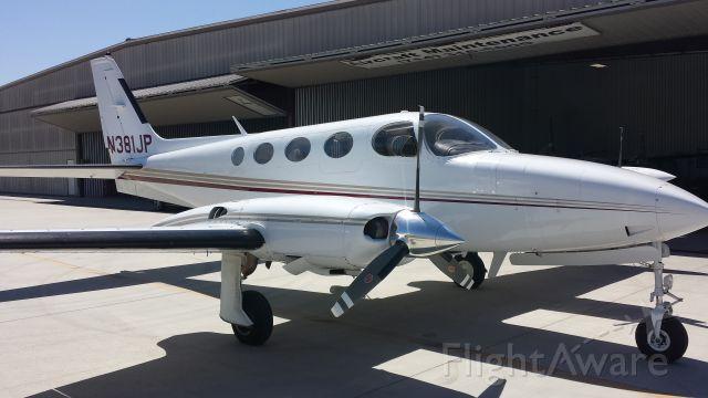 Cessna 340 (N381JP)