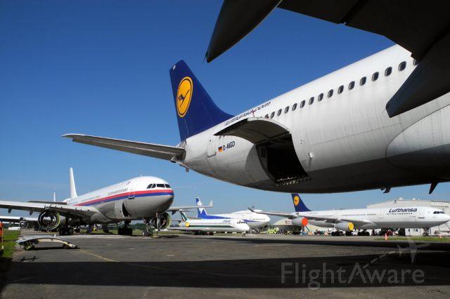 Airbus A330-300 (D-AIGD)