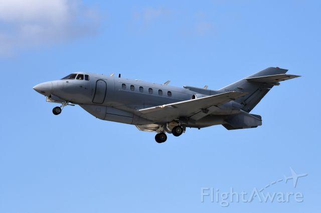 Raytheon Hawker 800 (25-8346) - ROKAF Hawker 800 (RC-800) SIGINT(This plane) version