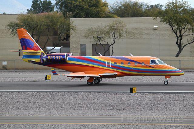 IAI Gulfstream G150 (N777FL)