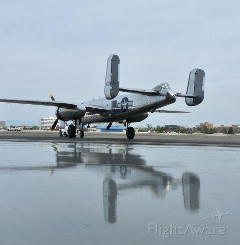 North American TB-25 Mitchell (42-9165)