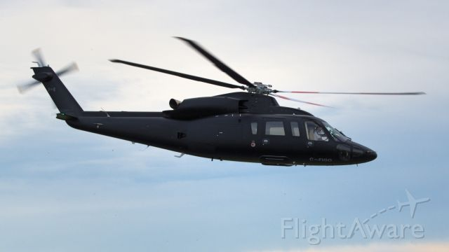Sikorsky S-76 (C-FIGO) - Gorgeous S-76D in matte-black