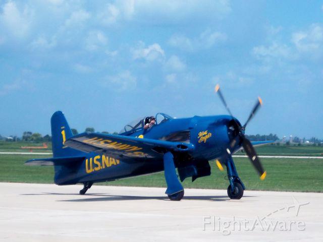 Grumman G-58 Bearcat (N68RW)
