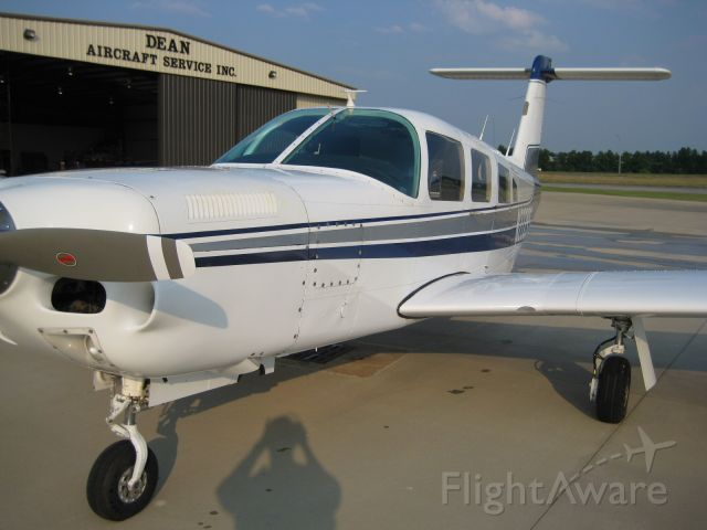 Piper Lance 2 (N22295) - Fred