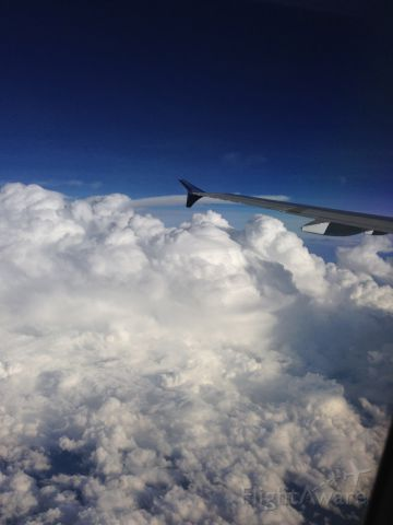 Airbus A321 — - Enroute from KPHL to KMCO