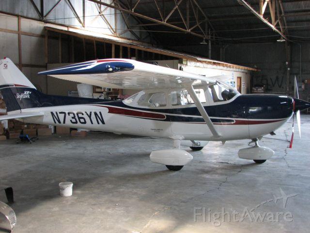 Cessna Skyhawk (N736YN)
