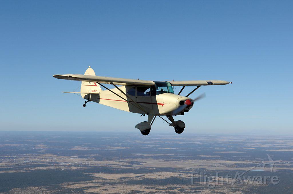 Piper PA-16 Clipper (N5363H)