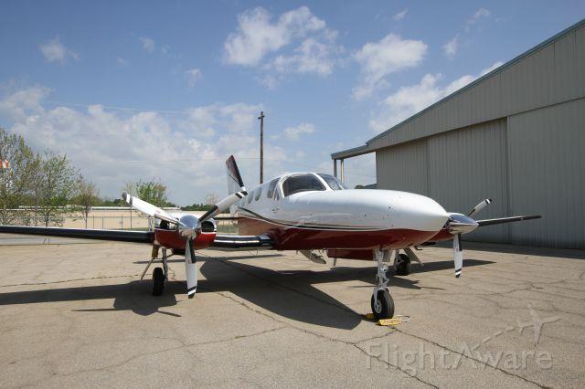 Cessna Chancellor (N114MH)