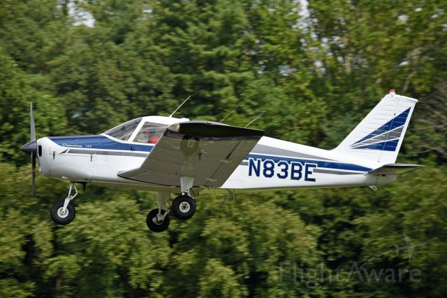 Piper Cherokee (N83BE)
