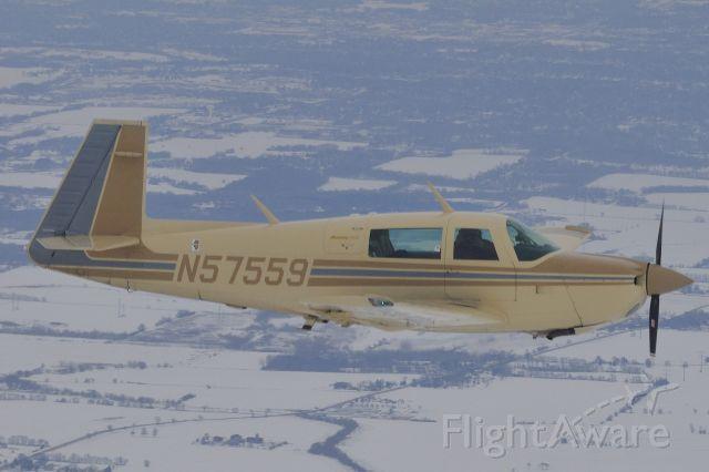 Mooney M-20 (N57559) - 1984 Mooney M20J