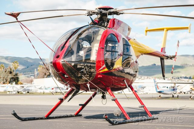 MD Helicopters MD 500 (N9276F)