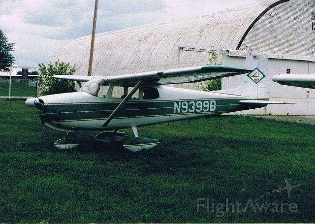 Cessna 175 Skylark (N9399B) - N9399B in 1998