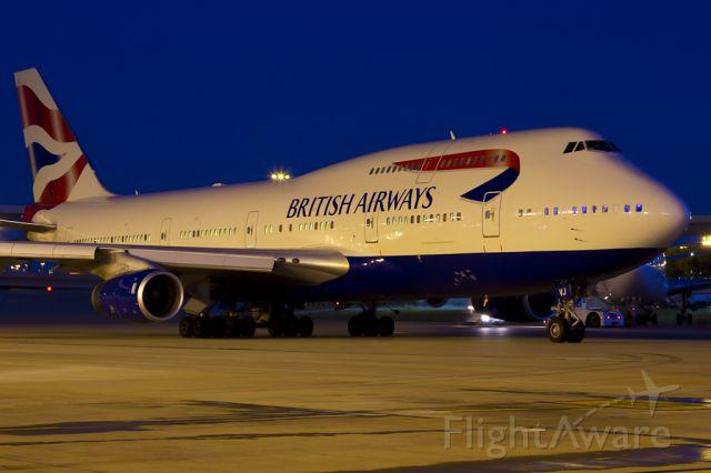 Boeing 747-400 (G-CIVJ) - Oct. 21, 2011.