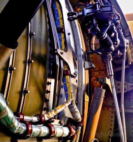 — — - 757 Jet Engine