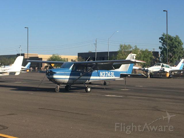 Cessna Skyhawk (N3743L)